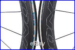 Reynolds 58 Aero Road Bike Wheel Set 700c Carbon Clincher Shimano 11 Speed