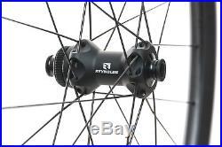 Reynolds ATR X Road Bike Wheel Set 650b Carbon Tubeless Shimano 11 Speed