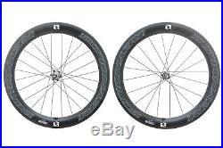 Reynolds Aero 65 DB Road Bike Wheel Set 700c Carbon Clincher Shimano 11 Speed