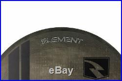 Reynolds Element Road Bike Rear Disc Wheel 700c Carbon Tubular Shimano 11 Speed