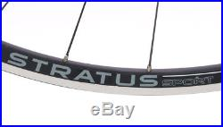 Reynolds Stratus Sport 700c Road Bike Wheelset 8-11s Shimano/SRAM Compatible NEW