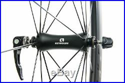Reynolds Strike SLG Road Bike Wheel Set 700c Carbon Tubeless Shimano 11 Speed