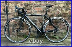 Ribble 7005 Audax Road Bike with carbon fork, 105 Shimano R7000, Small
