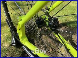Ribble CGR (large) Shimano 105 Hydraulic Disc Brakes Mavic CX / Gravel / Road