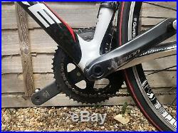 Ribble Gran Fondo Carbon Fiber Road Bike with Shimano Ultegra Medium 52cm Frame