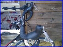 Ribble Gran Fondo FULL CARBON road bike (56cm) SRAM Apex Rival Shimano. Large