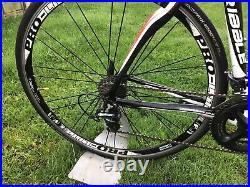 Ribble Gran Fondo (L) Carbon Road Bike Mens Shimano Ultegra-Excellent Condition