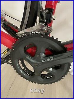 Ribble R872 Road Bike Sport Red Shimano Tiagra 54cm