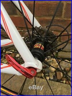 Ribble Sportive 10sp Shimano Tiagra road bike, Mavic Aksium. Exc condition. 56cm