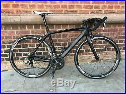 Ribble Stealth Black Carbon Road Bike Shimano 105 Groupset