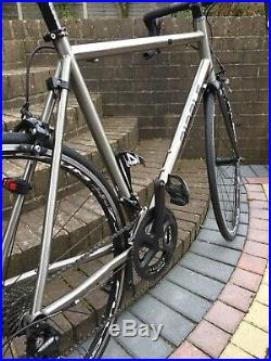 Ribble titanium road bike shimano 105 very good condition