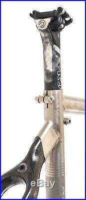 Ritchey Titanium Break Away 700c Road Bike Frameset 54cm Carbon Fork Shimano Di2