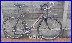 Road bike tourer audax cross gravel XT CX sungino specialized shimano 105