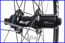 Rolf Prima Vigor ES Disc Road Bike Wheel Set 700c Alloy Clincher Shimano 11s
