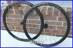 Roval CLX 40 Wheel Set 700c Clincher Shimano/Sram 10/11 Speed Rim Brake