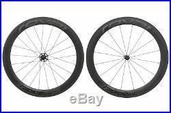 Roval Rapide CLX 60 Road Bike Wheel Set 700c Carbon Clincher Shimano 11 Speed