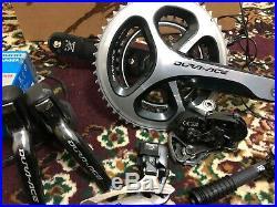 SHIMANO DURA ACE 9070 Di2 11 sp. Groupset 9000 road bike 50/34 170