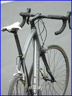 SPECIALIZED ROUBAIX 58cm MAVIC OPEN PRO wheels SHIMANO 105 Carbon Road Bike