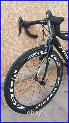SWORKS S-WORKS TARMAC SL4 CARBON Rennrad EASTON Shimano DURA ACE Roadbike