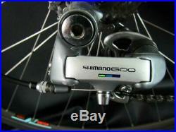 Schwinn Paramount Series 7 PDG Shimano 600 Groupset Wolber Wheels Size 58cm