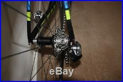 Scott Addict Team issue Carbon Road bike with Shimano Dura ace DI2