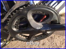 Scott Foil Carbon HMX Team Issue Road Bike Shimano Ultegra 56cm Mavic Cosmic SLS
