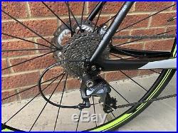 Scott Solace 10 Disc 2016 Carbon Fibre Road Bike Shimano Ultegra / 105