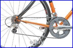 Serotta Coeur d'Acier Custom Road Bike 51cm Small Steel Shimano Ultegra Easton