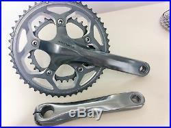 Shimano 105 Groupset, 11 Speed 5800, Road Bike, Silver, Ultegra, 50-34t