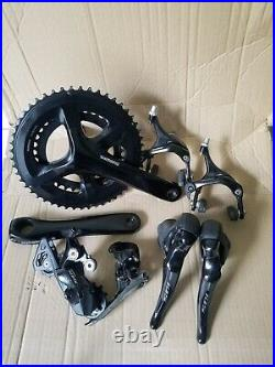 Shimano 105 R7000 11 Speed Part Groupset