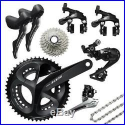 Shimano 105 R7000 2x11 Road Bike Groupset 50-34t 170mm 11 speed 11-28T