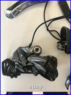 Shimano DI2 6870 11 speed upgrade groupset road race bike #x
