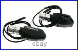 Shimano Di2 SW-R671 2x11 sp TT Bar-end Shifter Set Aero Bar Left & Right NEW