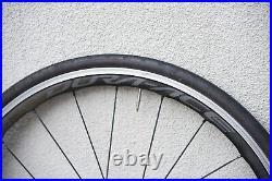 Shimano DuraAce R-9100 C35 Aero Carbon Clincher Wheel Set Rim Brake QuickRelease