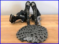 Shimano Dura Ace 7900 10 Sp Mini Group-set for Road Bike Very Good Condition