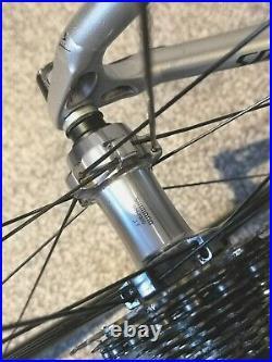 Shimano Dura-Ace 7900 C50 Carbon Tubular Wheelset