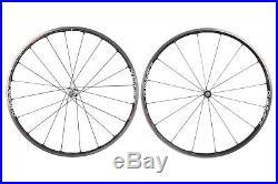 Shimano Dura Ace C24 WH-7850 Carbon Alloy Clincher Road Bike Wheel Set 700c 10s