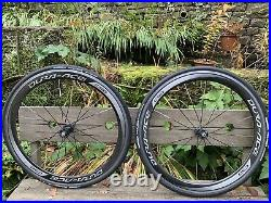 Shimano Dura Ace C50 Wheelset Road Bike Wheels 8/9/10/11 Speed Sram Aero Carbon