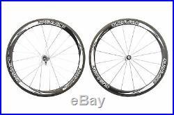 Shimano Dura-Ace Chris King Road Bike Wheel Set 700c Carbon Tubular 10 Speed