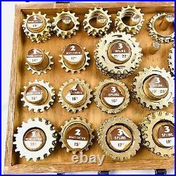 Shimano Dura Ace Freewheel Cog Box Vintage Road Bike LEroica