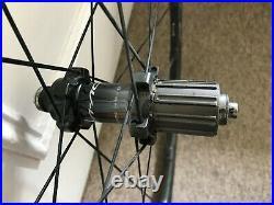 Shimano Dura Ace R9100 C24 Carbon Aluminium Clincher Road Wheels Black