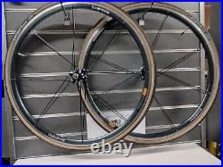 Shimano Dura Ace WH7700 Wheelset 1999 700c Clinchers Shimano 9-10 Speed freehub