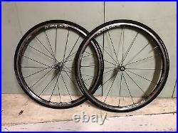 Shimano Dura Ace WH-7850 Carbon 700c Clincher Wheelset, Tires