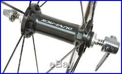 Shimano Dura Ace WH-9000 C35 11s 700c Carbon Clincher Road Bike Wheelset QR Rim