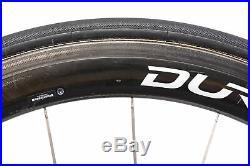 Shimano Dura-Ace WH-9000-C50 Road Bike Rear Wheel 700c Carbon Tubular 11 Speed