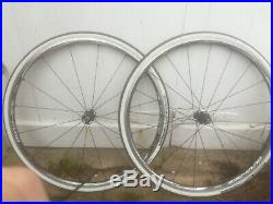 Shimano Dura-ace 9000 C24 Carbon Laminated Clincher Wheelset For Road Bike
