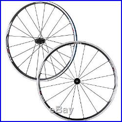 Shimano RS11 Road Bike Wheels (PAIR) Front + Rear (BLACK) Wheelset 9 10 11s NEW