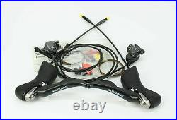 Shimano ST-RS685 Gear Shifter Road Disc Brake Set RS805 RS685 Flat Mount 2x11s