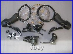 Shimano Tiagra 4700/ Rs405 Disc Brake Road Bike Groupset Shifters & Deraileurs