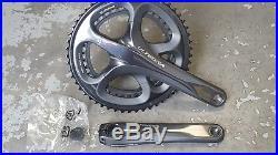 Shimano ULTEGRA 6700 Chainset (53+39t) Road Bike 10 Speed Crankset (NEW) 170mm